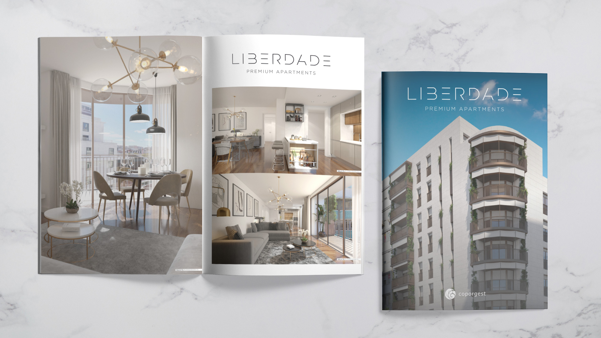 Coporgest - Liberdade Premium Apartments - Brochura