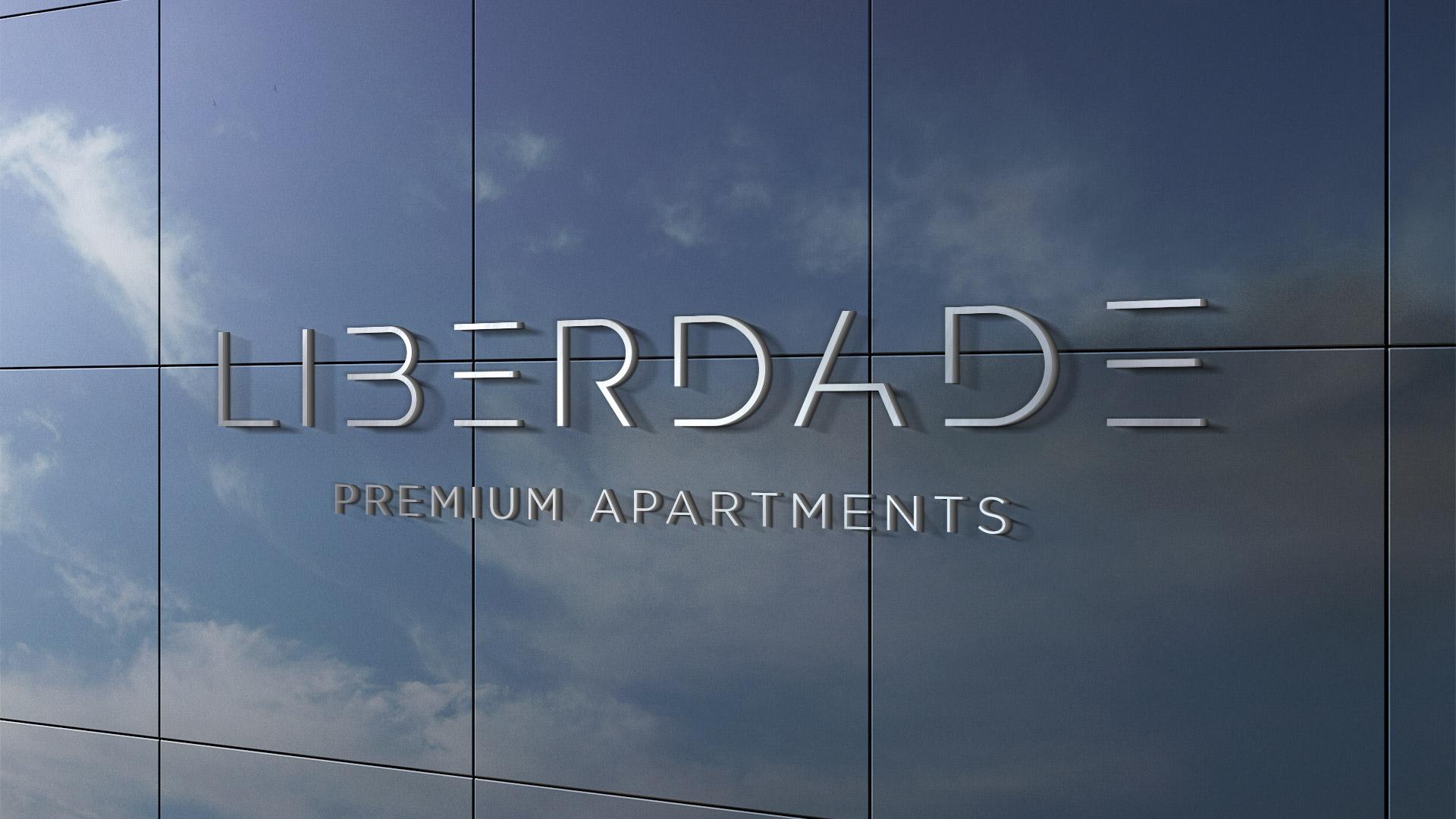 Coporgest - Liberdade Premium Apartments - Logotipo