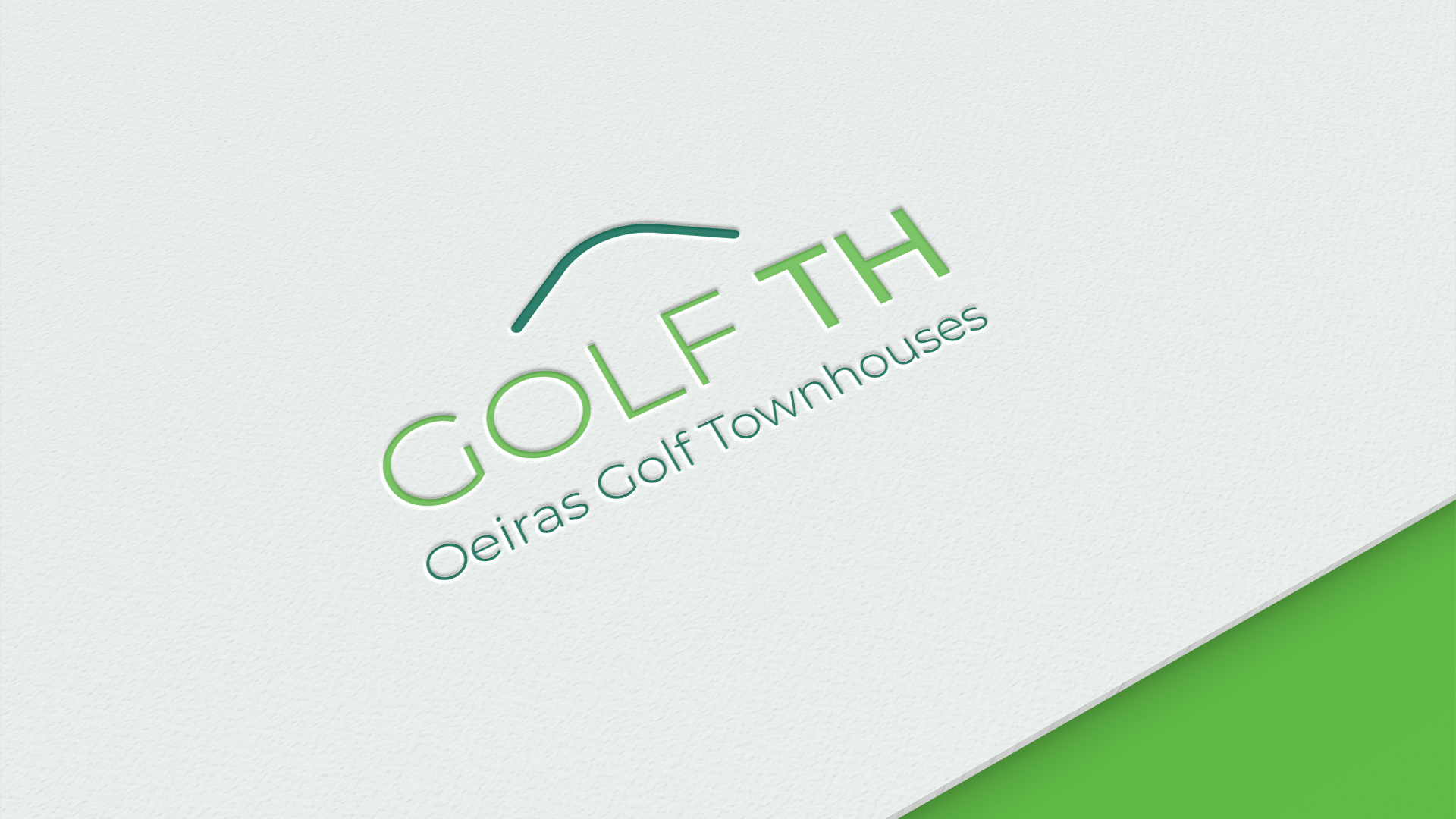Oeiras Golf Townhouses - Logotipo